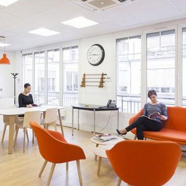 简约办公室设计-情调软件的应用