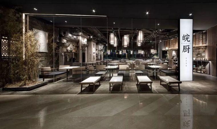 【商业设计关注】把徽派建筑搬进室内,给你一场穿越时空的味觉盛宴