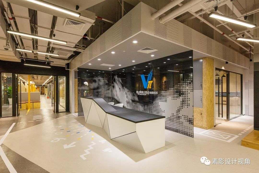 【商业设计关注】创客空间--营造新型创业社区