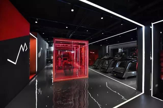 【商业设计关注】作品赏析——一家与众不同的健身工作室